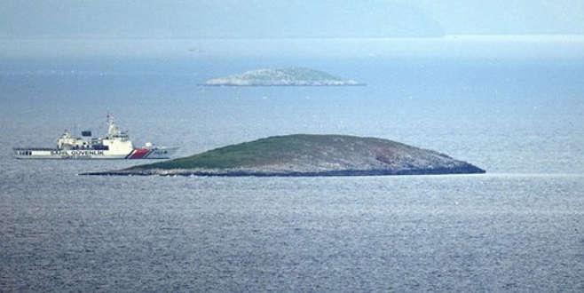 Türk ve Yunan sahil güvenlik gemileri çarpıştı