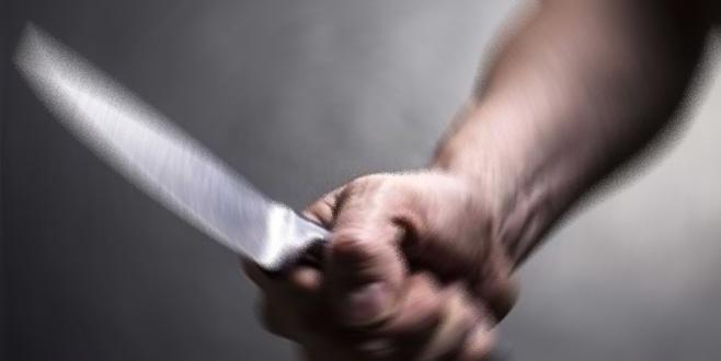 İlçe emniyet müdür yardımcısı bıçaklandı