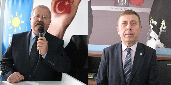 İYİ Parti Kestel ve Gürsu başkanlarını seçti
