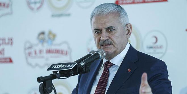 'Türk milleti bu oyunlara asla pabuç bırakmaz'