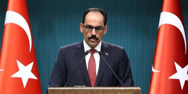 'Şam rejimiyle temas var mı?' sorusuna yanıt