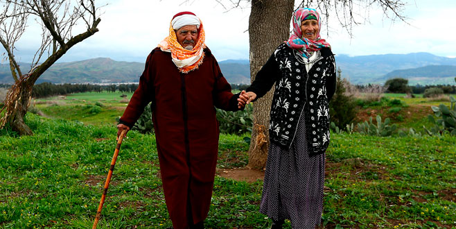 Tunus'ta asırlık 'evlilik'