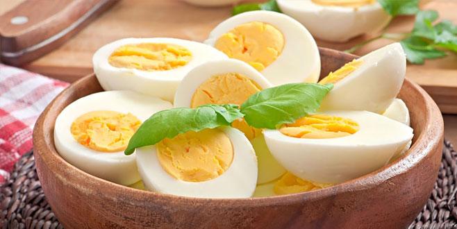 Yumurtanın göz sağlığına faydası...