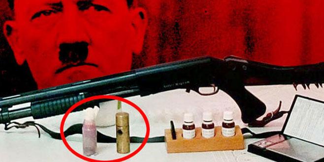 Ekipler alarma geçti! Hitler'in gizli silahı 'kırmızı cıva' ele geçirildi