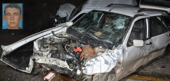 Bursa'da zincirleme kaza: 1 ölü, 3 yaralı