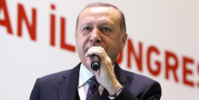 Cumhurbaşkanı Erdoğan: Afrin'e girdik, giriyoruz