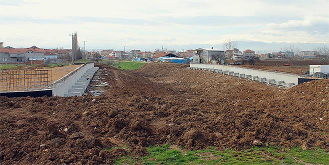 Yenişehir çevre yoluyla ilçe trafiği rahatlayacak