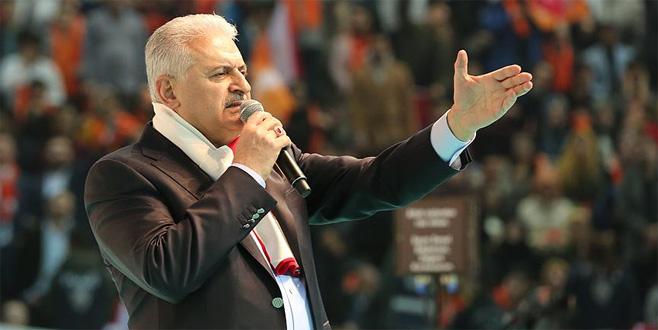 Yıldırım: Bana 'Osmanlı tokadı'nı sordular