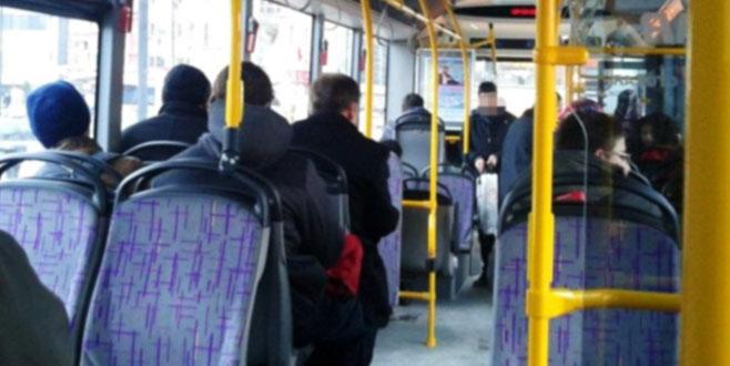 Otobüsteki Suriyeli ailenin düşündürdükleri