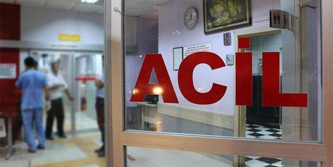 80 anaokulu öğrencisi zehirlenme şüphesiyle hastaneye kaldırıldı