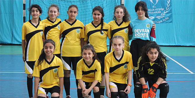 Kızıklar'dan gol şov 8-0