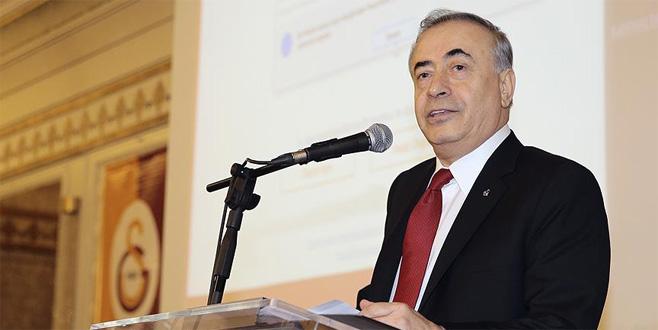 Galatasaray Başkanı, PFDK'ya sevk edildi