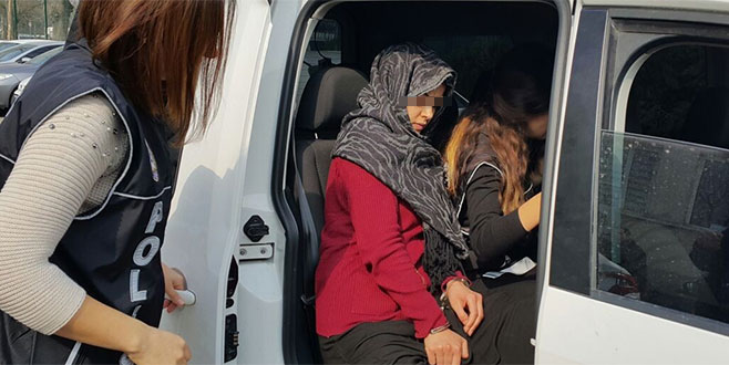 Bursada IŞİD operasyonu: 12 kişi yakalandı 25
