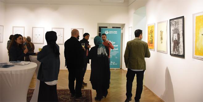 Viyana'da Makedon sanatçılardan resim sergisi