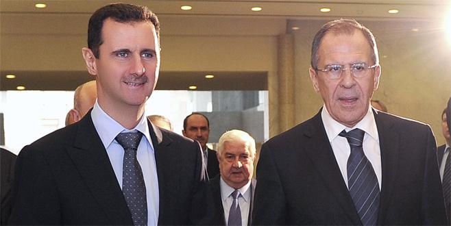 Esad'a Afrin çağrısı