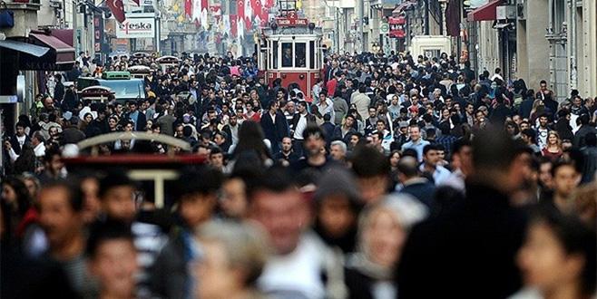 Türkiye'de nüfusun yüzde 58'i mutlu