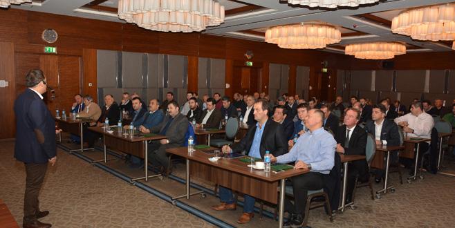 Bursa Çimento 50 milyon tona ulaştı