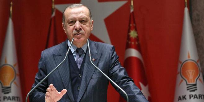 Erdoğan'dan Münbiç çıkışı: Trump'la, Putin'le konuştum, geri adım yok