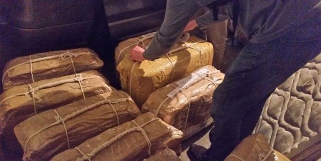 Diplomatik kurye ile kokain kaçakçılığı