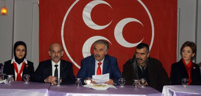 'Yenişehir'den bir vekil çıkmalı'