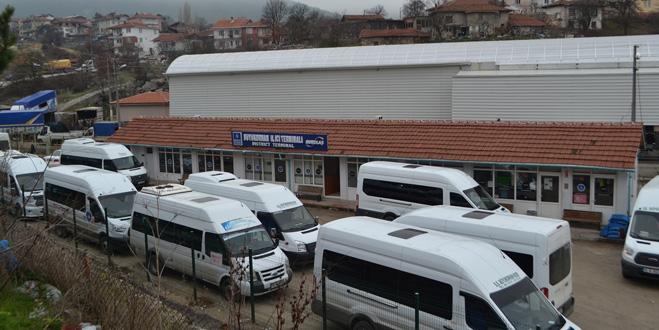 Büyükorhan'a yeniterminal yapılacak