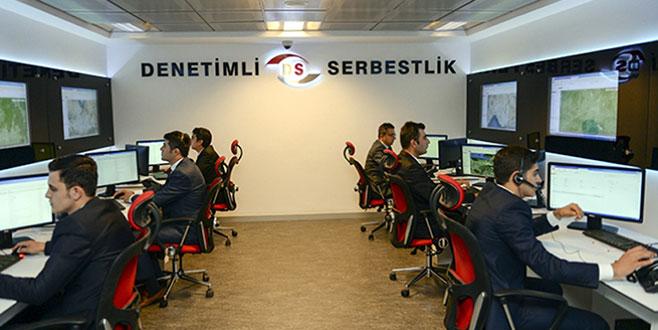 Bursa'da 500 kişi elektronik kelepçe bekliyor