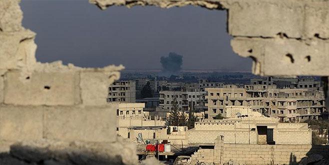 Esad BMGK kararına rağmen yine saldırdı