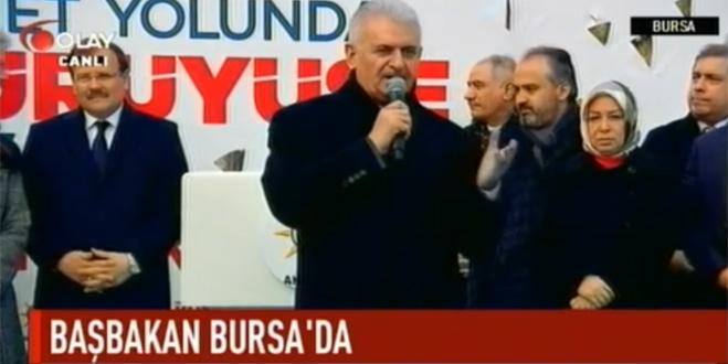 'Türkiye bölgedeki sıkıntılara rağmen dimdik ayakta'