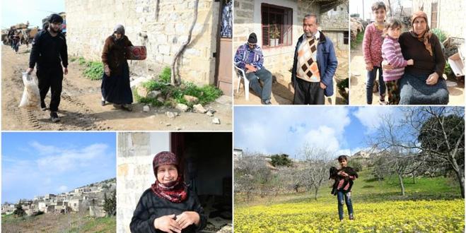 Terörden arındırılan köylere geri dönüş