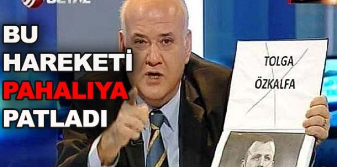 Ahmet Çakar'a 3 ay ceza