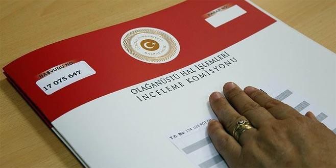 OHAL Komisyonu, 42 bin başvuruyu karara bağladı