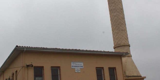 Atatepe Camii yıkılmak üzere