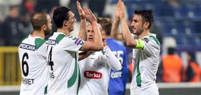 Torku Konyaspor'un hedefi 3 puan