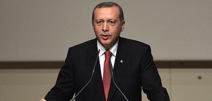 Erdoğan: Hizmet maskesi altında vatana ihanet ettiler