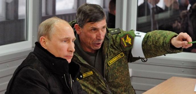 Putin askeri doktrini imzaladı