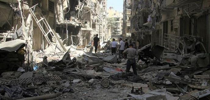Suriye'de 32 bin 507 kişi öldü