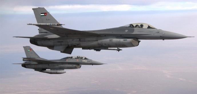 Ürdün'den yeni F-16 açıklaması