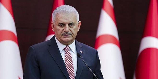 Başbakan Yıldırım'dan 6. filo açıklaması
