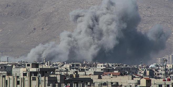 Esad rejimi ve destekçileri Doğu Guta'da 28 sivili öldürdü