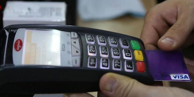 Çarpıcı gerçek! Nakit yerine kredi kartı...