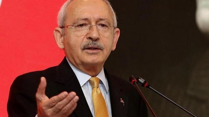 Kılıçdaroğlu'dan cinsiyet kotası çağrısı