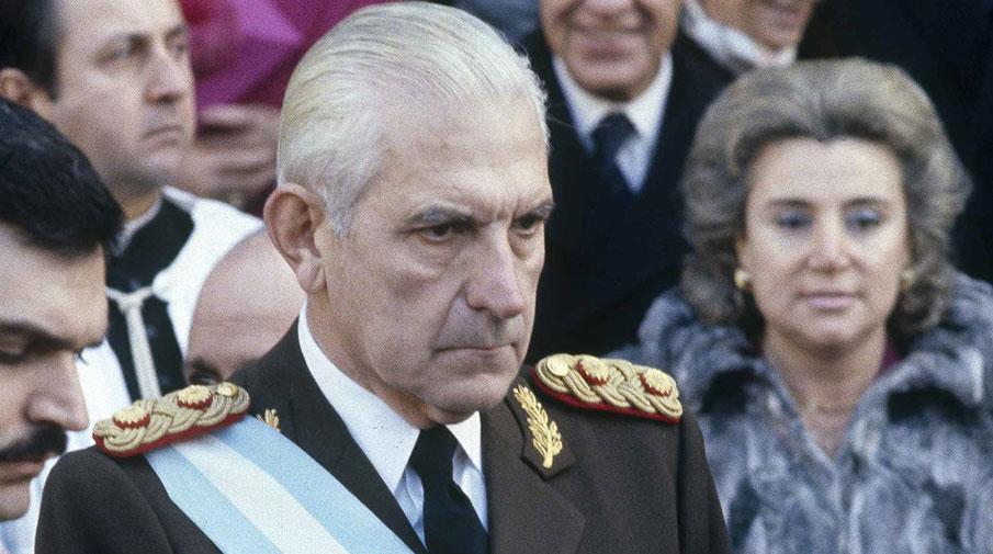 Kanlı diktatör öldü