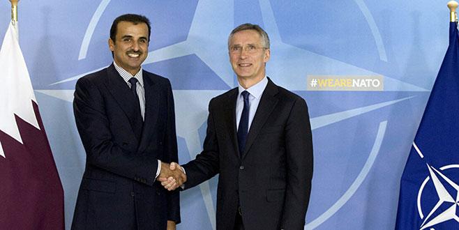 Katar, Udeyd üssünü NATO'ya açıyor