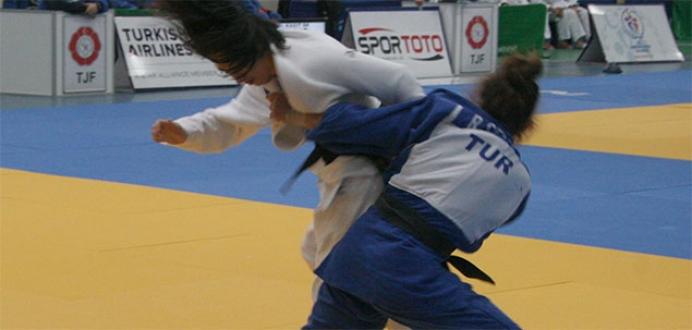 Judonun şampiyonu Bursa'da belli olacak