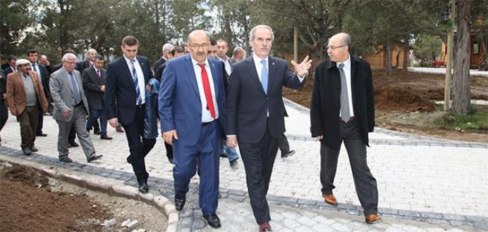 Harmancık'ın termal sularına Büyükşehir eli değecek