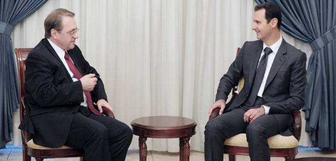 Suriye görüşmeye hazır
