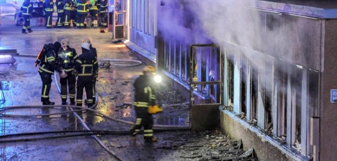 İsveç'te bir saldırı daha