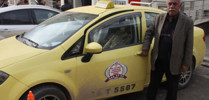 Taksiciler kabin için kredi bekliyor