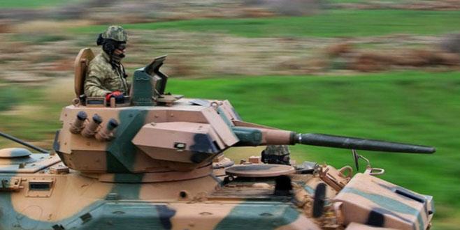 Afrin'de patlama; yaralılar var