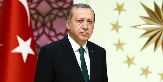 Erdoğan'dan Bahçeli'ye tebrik telgrafı